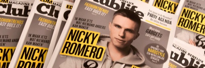 Coming Home reviewed by Dutch EDM magazine Clublife